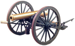 Britains Soldier 31066 - Canon américain n ° 1 de la guerre de sécession de la livre américaine, livre de 12 livres, 884101310660