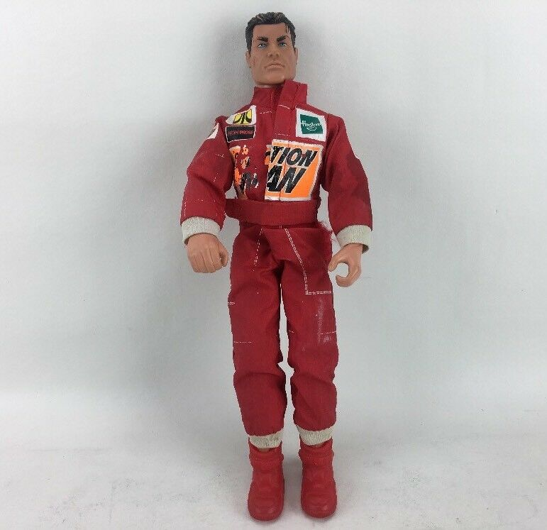 Vintage Action Man GI Joe Figurine Hasbro Fast Free Shipping F35