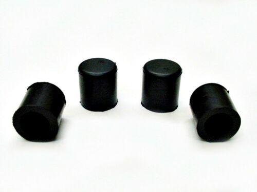 """Fit Buick 5//8/"""" Water Pump Heater Core Rubber Hose Caps Blockoff Plugs NOS"""