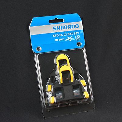 NEUF Jeux de cales SPD SL Pour Velo SHIMANO SM-SH11 Y42U98010