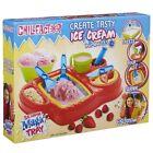 CHILLFACTOR 3201 Frozen Tray Ice Cream Maker Set