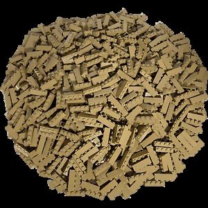 250-Beige-Lego-Steine-1x4-Hochsteine-Bausteine-Beige-Sandfarbe-Tan-3010
