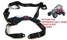 481dc86146b7 item 2 3 point Seat Safety Belt Harness Kit Single ATV Quad Go Kart Buggie  I BT00 -3 point Seat Safety Belt Harness Kit Single ATV Quad Go Kart Buggie  I ...