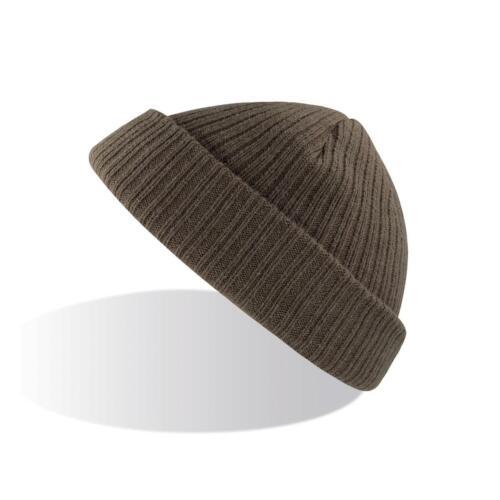Cappello ATLANTIS cuffia CORTA  DOCKER berretto CAPPELLINO unisex  ACRILICO