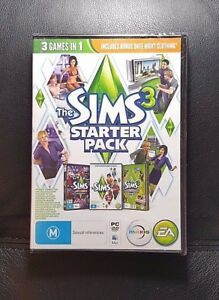The-Sims-3-Starter-Pack-Brand-New-Sealed-PC-2014-PC-Game-Windows-Mac