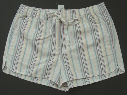 NWT Women/'s Loft Cotton Running Shorts Size S M