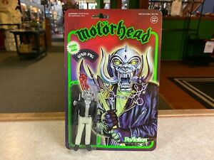 """2019 Super7 ReAction Misfits JERRY ONLY Glows In The Dark 4/"""" Figure MOC"""