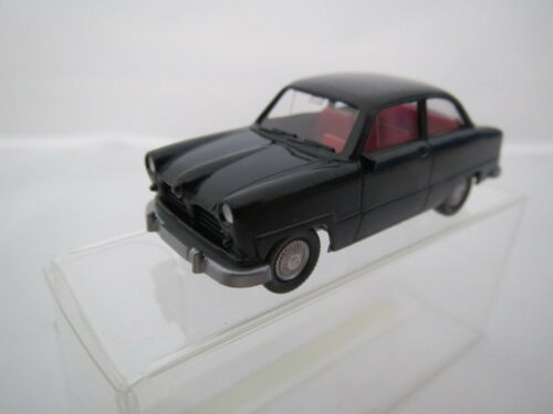top! Wiking ford 12 M negro 1:87