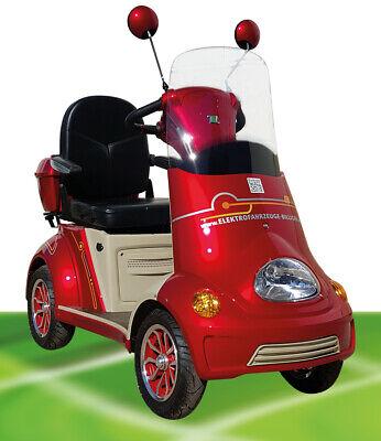 500w Elektromobil Neu Boco Bis 25 Km/h Seniorenmobil Elektroscooter Stereoradio! Zu Hohes Ansehen Zu Hause Und Im Ausland GenießEn