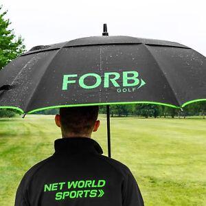 FORB-Golf-Umbrella-Lightweight-Fibre-Glass-Double-Canopy-Umbrella-Windproof