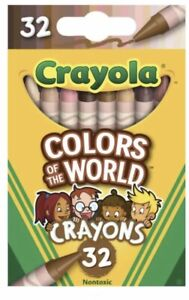 Crayola-Colors-of-the-World-Multicultural-Crayons-32-Pack