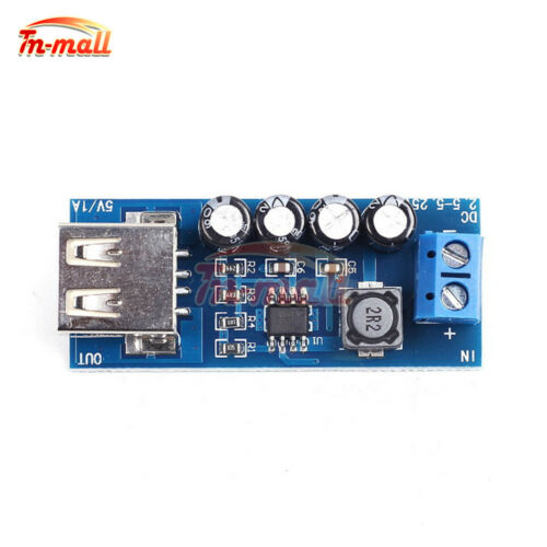 XH-M352 5V 1A USB Booster Step Up Module Lithium Battery Charging Module Board