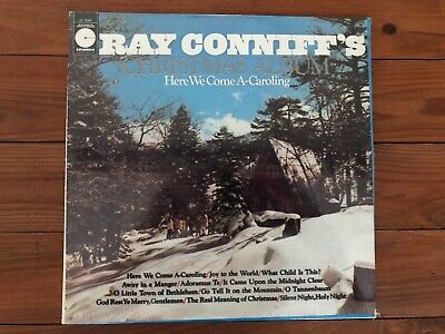 Ray Conniff – Christmas Album: Here We Come A-Caroling Sealed Vinyl M   eBay