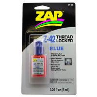 Zap Blue Threadlocker .20 Oz. Pt-42