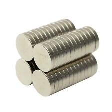 New Super Strong 10mm x 2mm Round Disc Magnets Rare Earth Neodymium Magnet N50