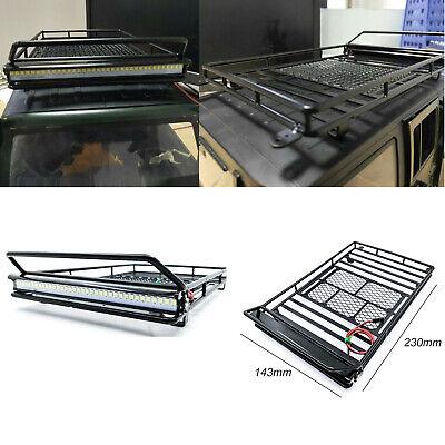 Roof Rack Luggage Bracket Kit For 1//10 RC Crawler Car Traxxas TRX4 ford bronco