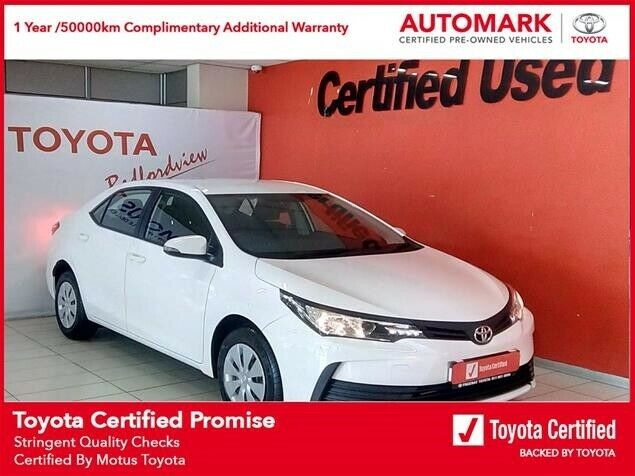 2021 Toyota Corolla Quest MY20.1 1.8 for sale!