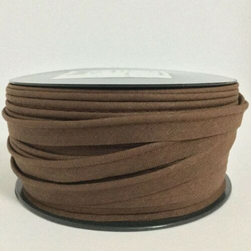 Cotton Insertion Piping 10mm 3M Many Colours Bias Flange Cord Edge Upholstery UK