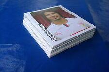 50 diferentes imágenes/sticker Panini liga fútbol 2008/2009, 08/09