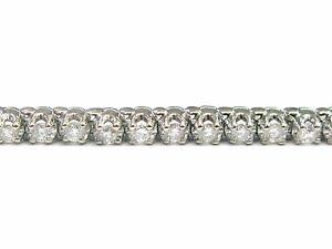 Fine-Round-Cut-Diamond-Tennis-Bracelet-White-Gold-7-034-54-Stones-2-26CT