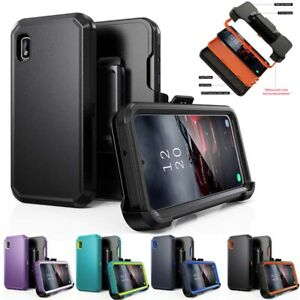 For-Samsung-Galaxy-A10e-Shockproof-Armor-Rugged-Belt-Clip-Defense-Case-Cover