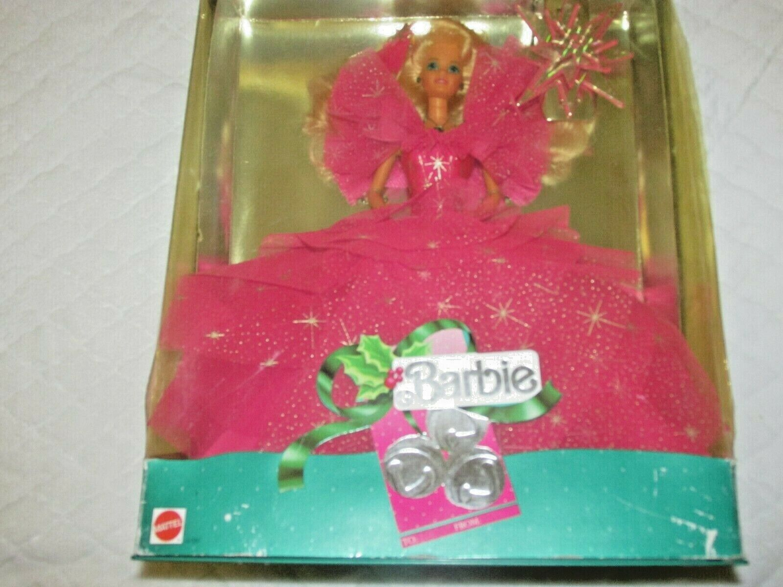 1990 Barbie Happy Holiday Special Edition