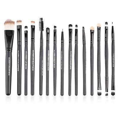 Premium Synthetic Kabuki Makeup Brush Set Cosmetics Foundation blending blush FT