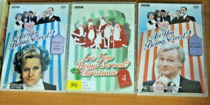 Are-You-Being-Served-DVD-x-3-10-Episodes-Including-Christmas