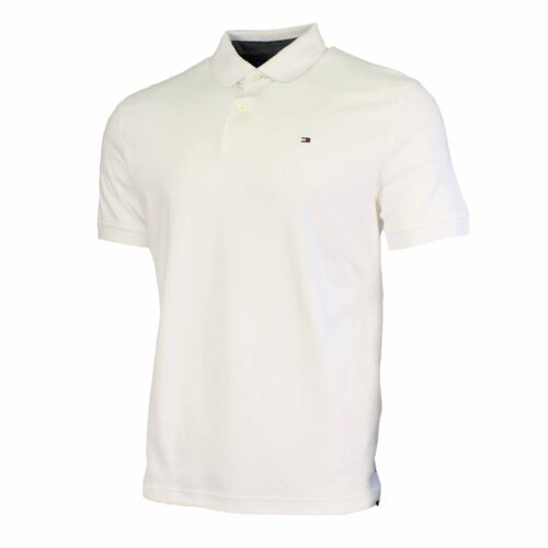 Tommy Hilfiger Mens Premium Short Sleeve Polo Shirt