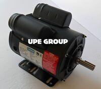 Leeson Electric Motor Replaces Sanborn 160-0266 For Kobalt Air Compressors