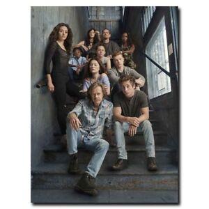 Longmire Full Cast 12x21inch TV Show Silk Poster Art Print Cool Gifts