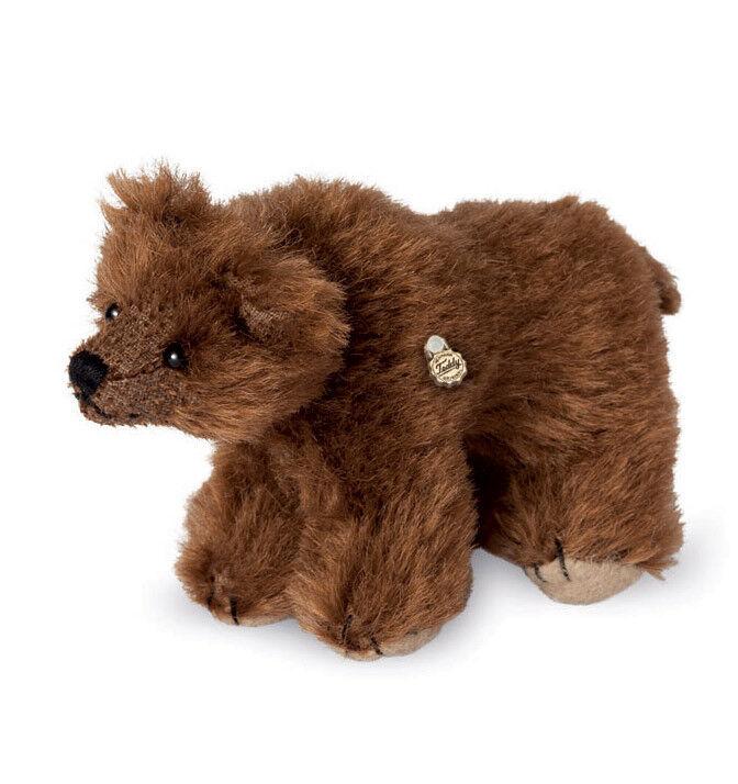 Teddy Hermann 'Braun Bear' miniature limited edition grizzly teddy bear - 15081
