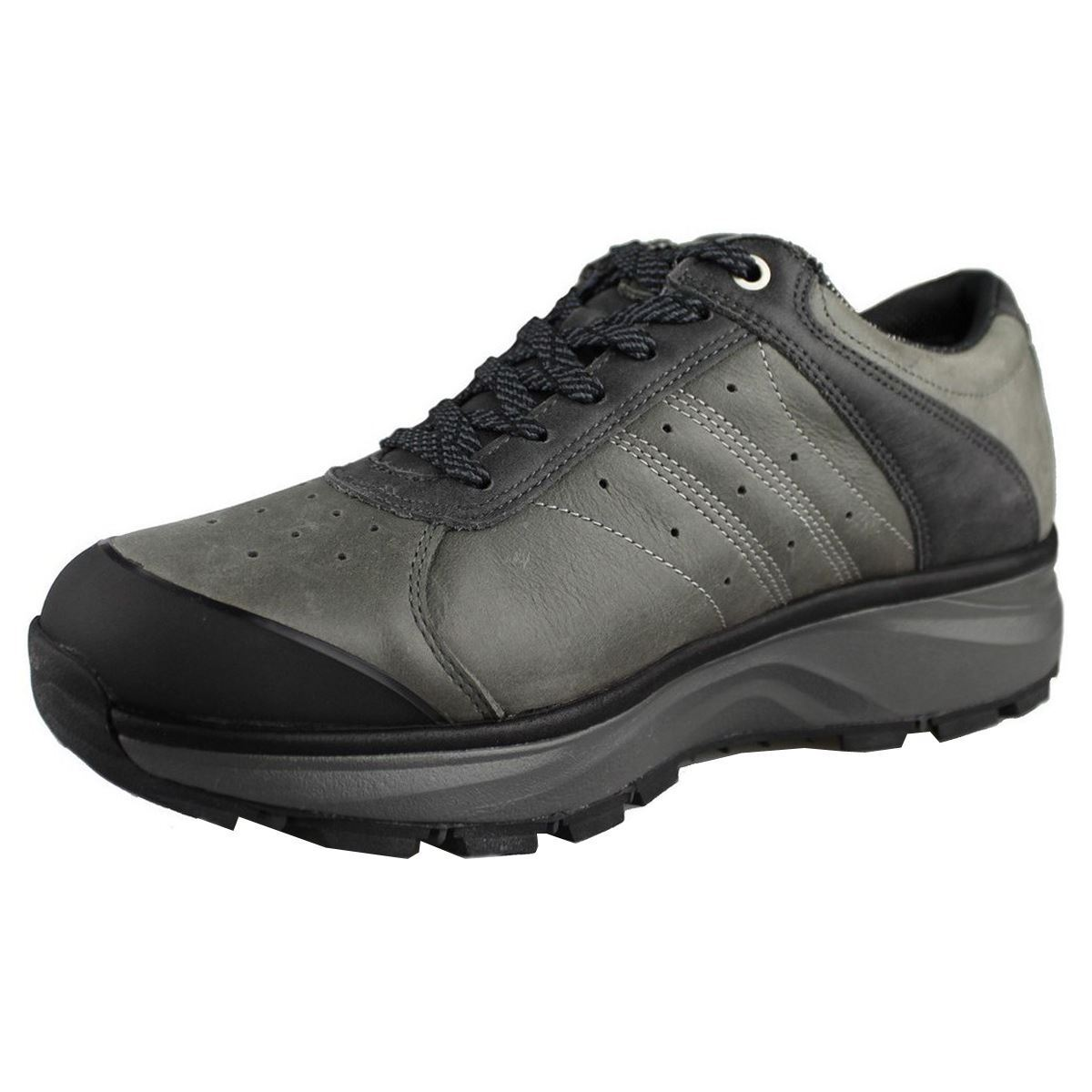 Joya Innsbruck Low Proof-Tex Stone Mens Healthy Lace Up Trainers New