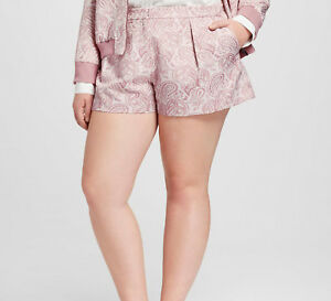 pink shorts target