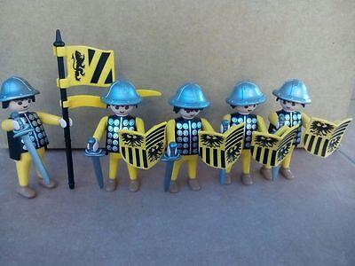 ASTRONAUTAS NOVEDAD Playmobil MEDIEVAL,FIGURAS SOLDADOS
