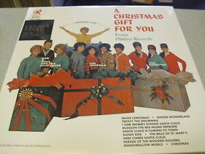 Phil-Spector-A-Christmas-Gift-For-You-LP-180g-Vinyl-Neu-amp-OVP-Ronettes