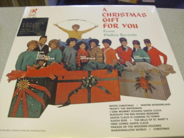Phil Spector - A Christmas Gift For You - LP 180g Vinyl // Neu & OVP  (Ronettes)