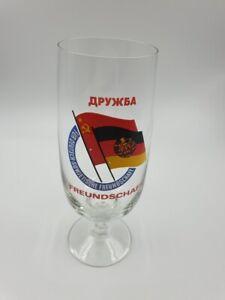 Bierglas-DDR-Druschba-Freundschaft-Deutsch-Sowjetische-Freundschaft-DSF