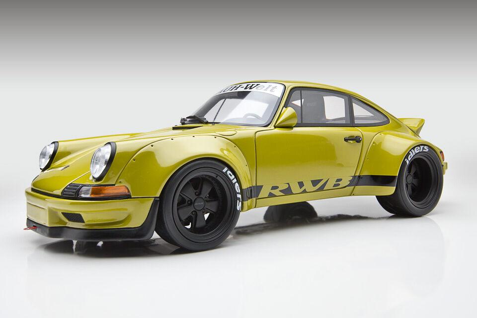 GT Spirit 1 18 Porsche 930 RWB Rauh Welt  | Bequeme Berührung