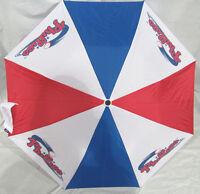 Mlb Travel Umbrella - Philadelphia Phillies