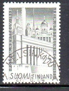 La-Finlande-SC-326-1955-Philateliques-Exposition-Timbre-Utilise-Livraison-Gratuite