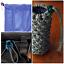 Tapon-De-Plastico-Cerraduras-Toggle-Cable-Resorte-cargado-con-agujero-final-cordon-100-un miniatura 8