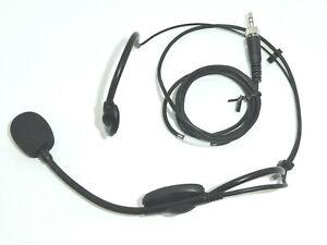 B-Ware-Headset-Kondensator-Mikrofon-Sennheiser-Evolution-robuste-Ausfuehrung