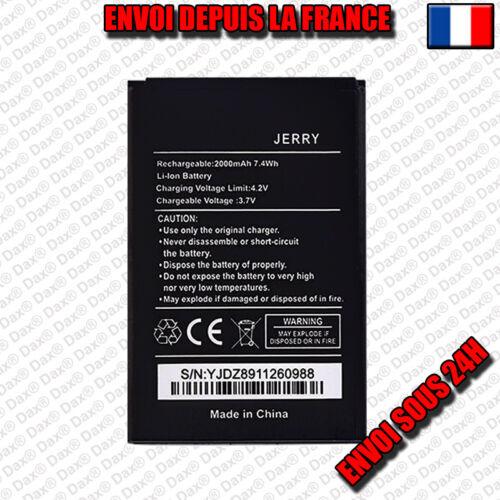 Batterie Origine Wiko JERRY