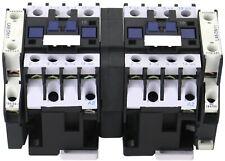 Reversing Magnetic Starter Lc1d1210 Contactors 120v Ac Coil Yc Rev Lc2d12 2 21