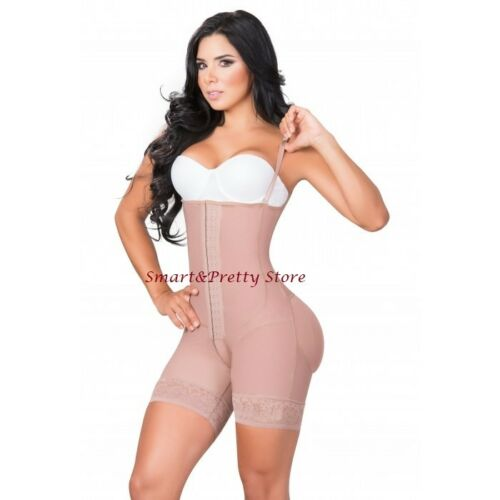 FAJAS COLOMBIANAS GIRDLE REDUCTOR POST LIPO//POST PARTO//POST SURGICAL AS 3302