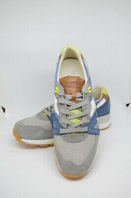 Scarpe uomo Diadora Heritage N9000 h italia sneakers blu pelle | eBay