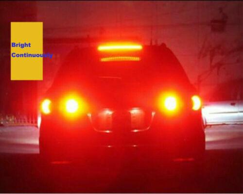 30-SMD Red Strobe Flashing LED Bulb for JEEP Grand Cherokee Wrangler Brake Light