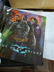 THE-DARK-KNIGHT-Multi-Image-Lenticular-3D-Flip-Magnet-Cover-FOR-steelbook