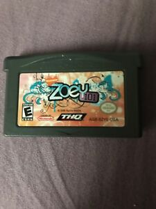 Details About Zoey 101 Gameboy Advanced Gba Good